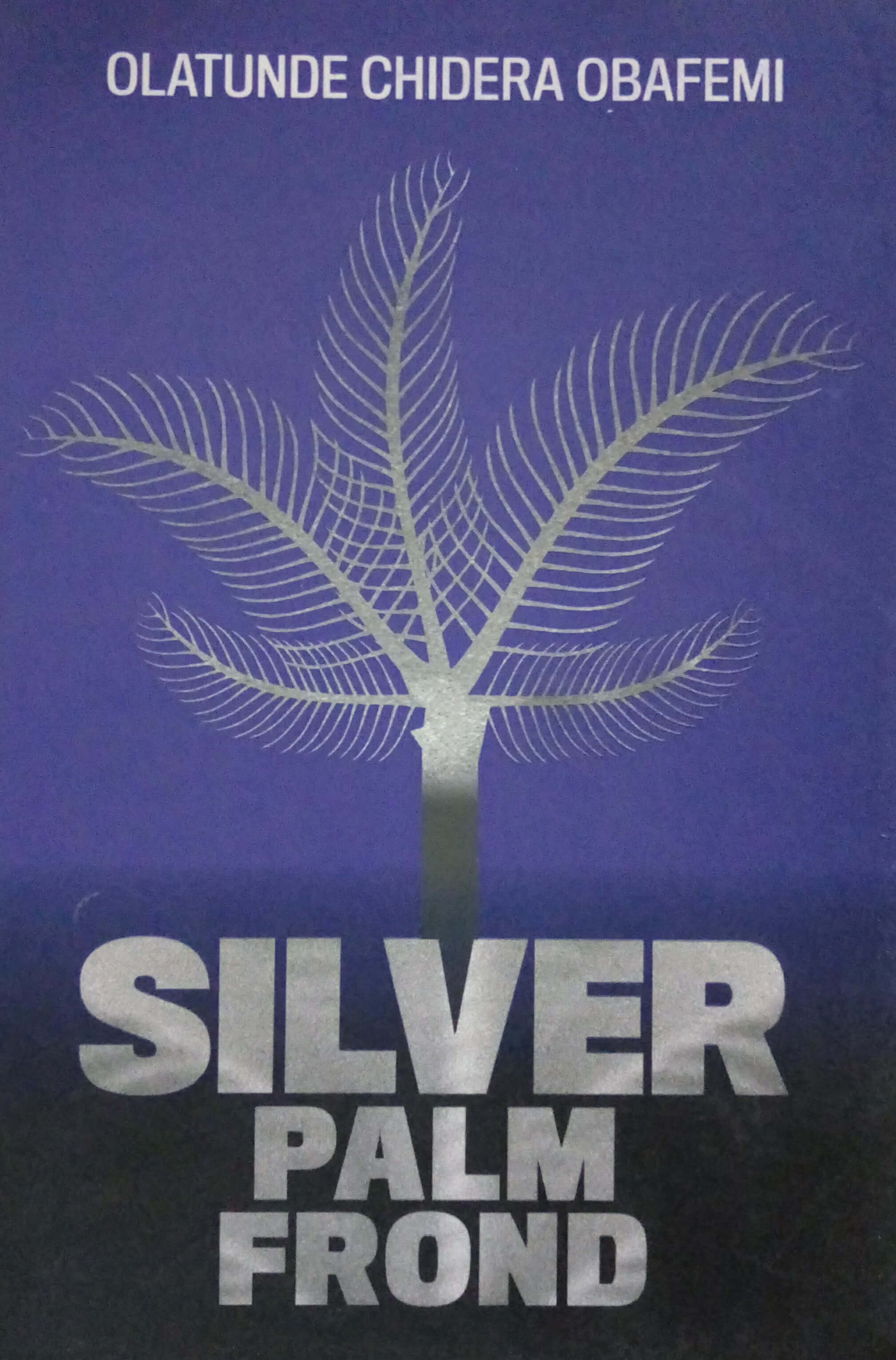 Silvr Palm Frond Book Cover