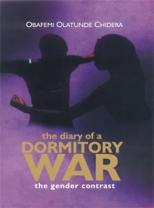 The Diary of a Dormitory War Book Cover