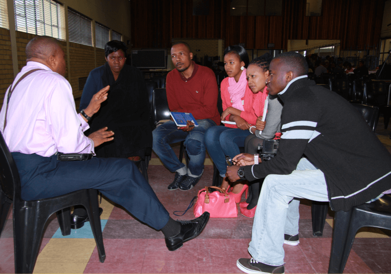 A SAVE-A-YOUTH MOVEMENT Interactive Session