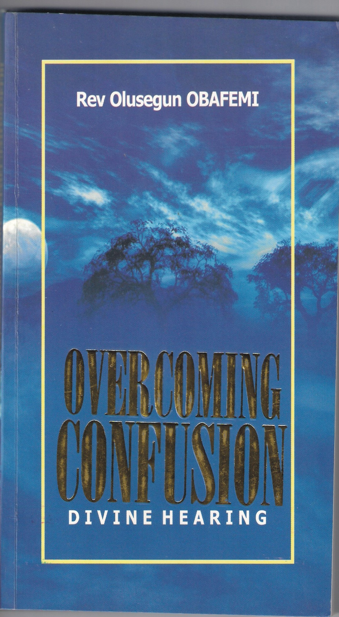 Overcoming Confusion Book Cover